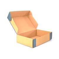 Printed cardboard boxes