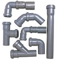 Plumbing tubes