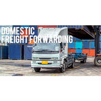 Domestic freight forwarders