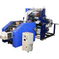 Napkin making machine