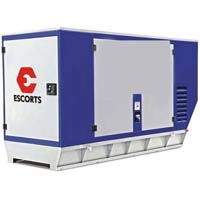 Escorts diesel generator