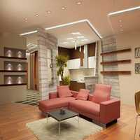 Roof interior design