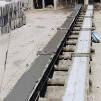 Concrete pole mould