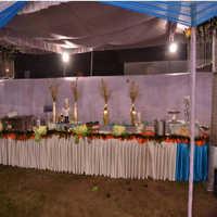 Wedding stalls