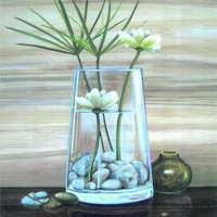 Spray painting plant