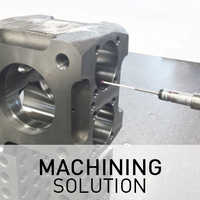 Machining solution