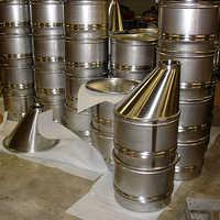 Metal process solution