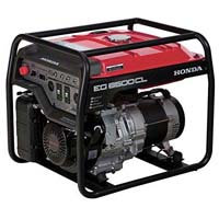Honda portable generators