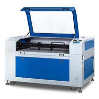 Laser sawing machine