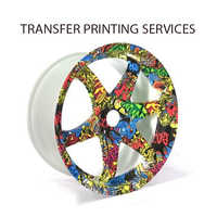 Transfer printing services