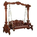 Handcrafted swing