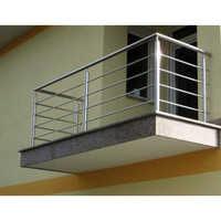 Ramp railings