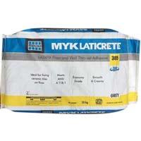 Laticrete tile adhesive