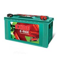 Exide e rickshaw battery