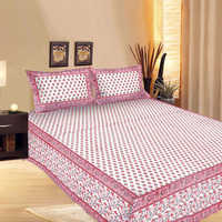 Double bed bedding