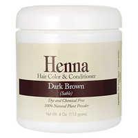 Henna hair conditioner