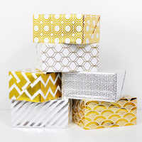 Foil wrapping paper