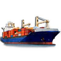 International sea cargo agents