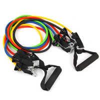 Pocket gym rope