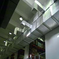 Gi ducting fabrication services
