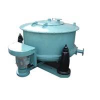 Discharge centrifuge machine