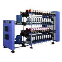 Yarn coning machine