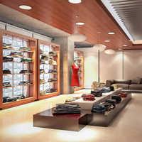 Showroom interior designer