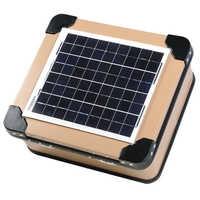 Solar energizer
