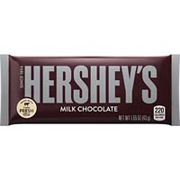 Hersheys milk chocolate
