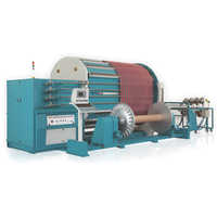 Textile warping machines