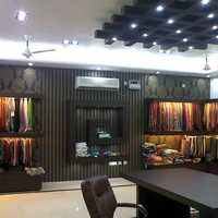 Showroom interior decorator