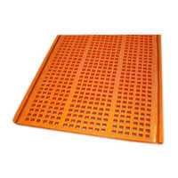 Polyurethane screen systems