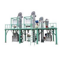 Rice plant machinery