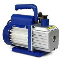 Refrigerant vacuum pumps