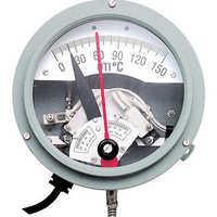 Transformer temperature gauge