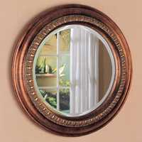 Round Shape Wall Mirror