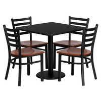 Granite dining table