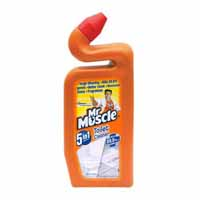 Mr Muscle Toilet Cleaner