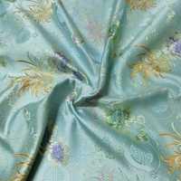 Silk Brocade Fabric