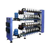Yarn twisting machines