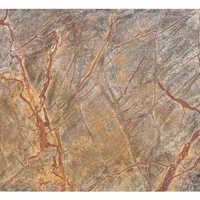 Red forest marble
