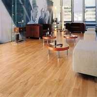 Wooden flooring solution