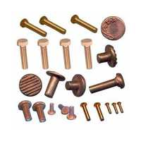 Copper Nickel Fasteners