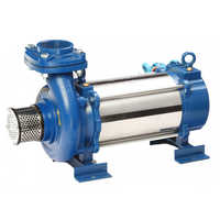Open well submersible pump