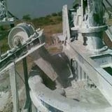 Cement grinding plant