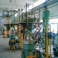 Edible Oil Refinery Plant