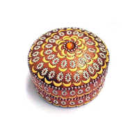 Beaded boxes