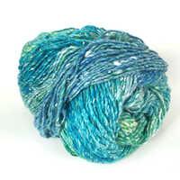 Polyester chenille yarn