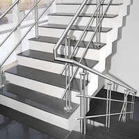 Ss stair railings