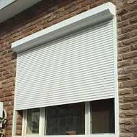 Aluminium window shutter